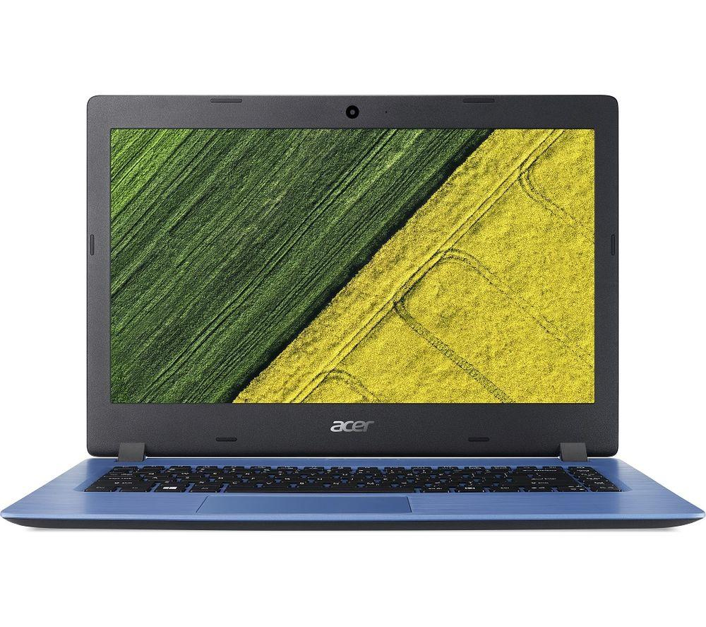 "ACER Aspire 1 A114-31 14"" Intel® Celeron® Laptop - Blue - Lintronics Group LTD"