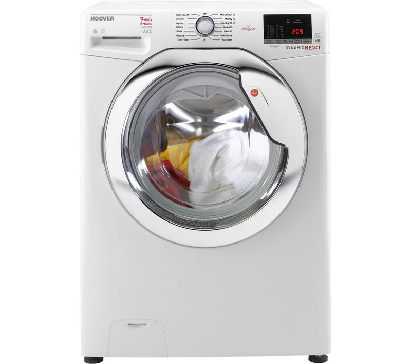 HOOVER Dynamic Next WDXOC 686AC NFC 8 kg Washer Dryer - Lintronics Group LTD