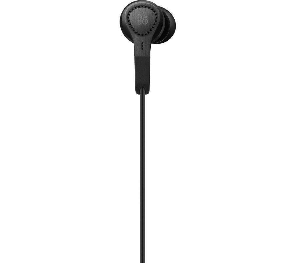 B&O Beoplay E4 Noise-Cancelling Headphones - Black - Lintronics Group LTD