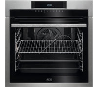 AEG SenseCook BPE642020M Electric Oven - Stainless Steel - Lintronics Group LTD