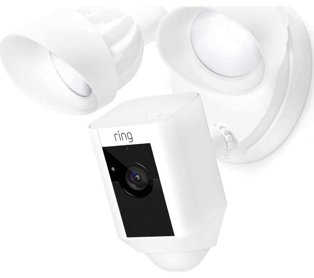RING Floodlight Cam - Lintronics Group LTD