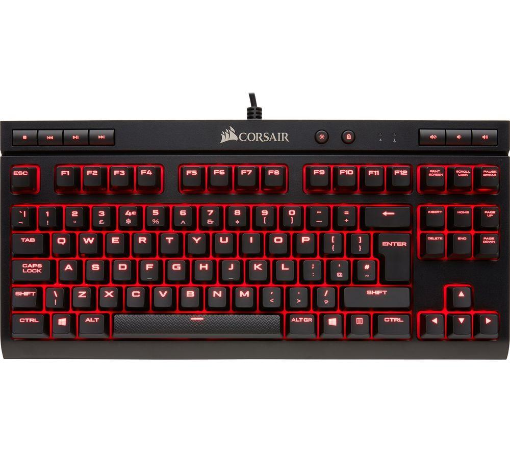 CORSAIR K63 Compact Mechanical Gaming Keyboard - Lintronics Group LTD