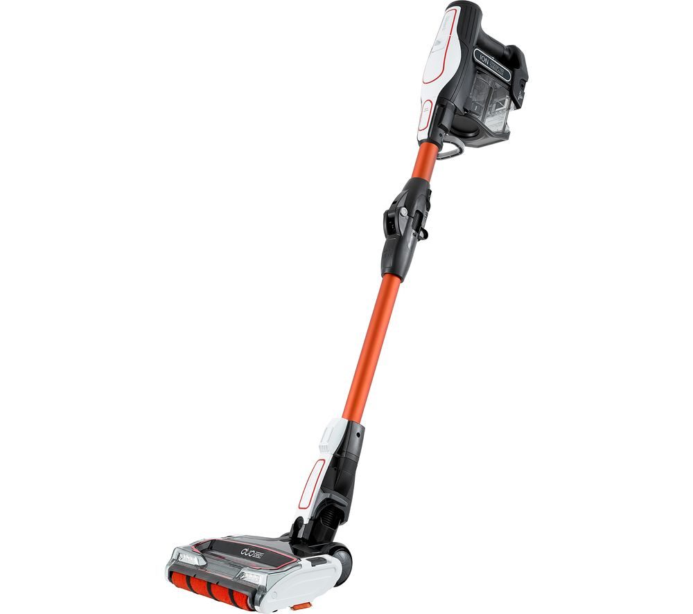 SHARK IF250UK Cordless Vacuum Cleaner with DuoClean & Flexology - Orange - Lintronics Group LTD