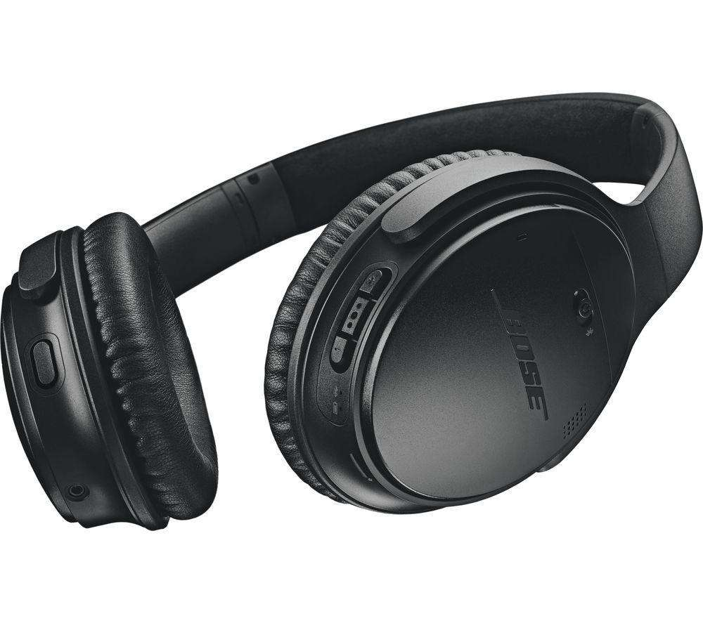 BOSE QuietComfort QC35 II Wireless Bluetooth Noise-Cancelling Headphones - Lintronics Group LTD