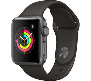 APPLE Watch Series 3 - GREY , 38 mm - Lintronics Group LTD
