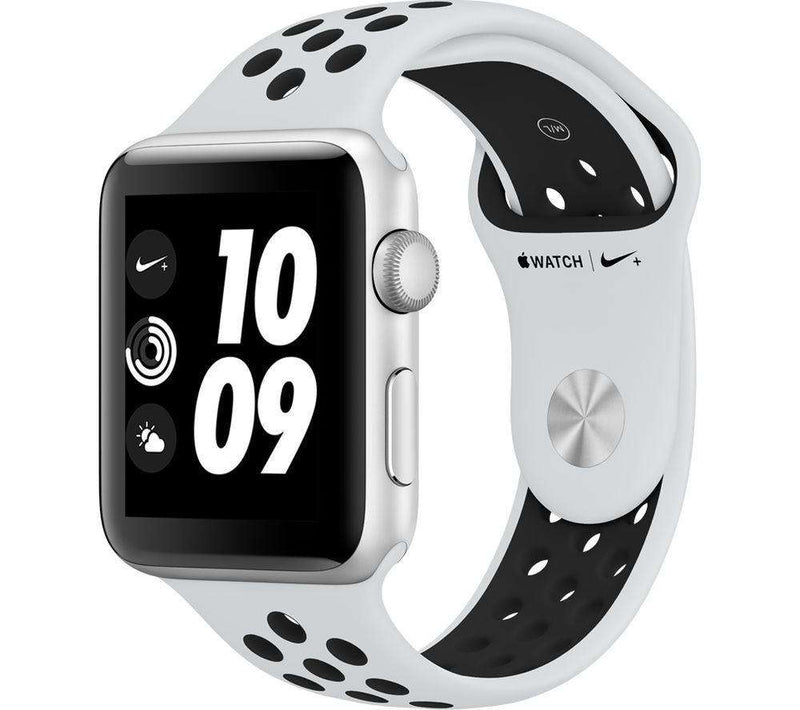 APPLE Watch Nike+ Series 3 - Silver, 38 mm - Lintronics Group LTD