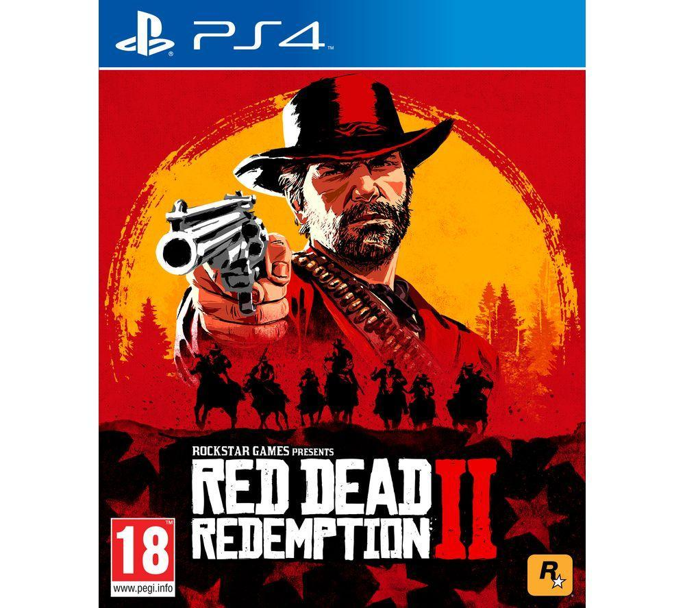 PS4 Red Dead Redemption 2 - Lintronics Group LTD