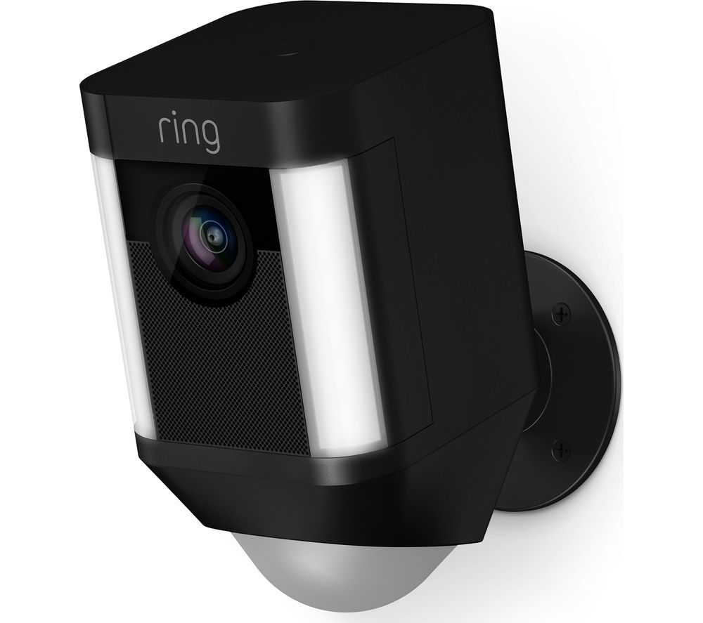 RING Spotlight Cam - Battery - Lintronics Group LTD