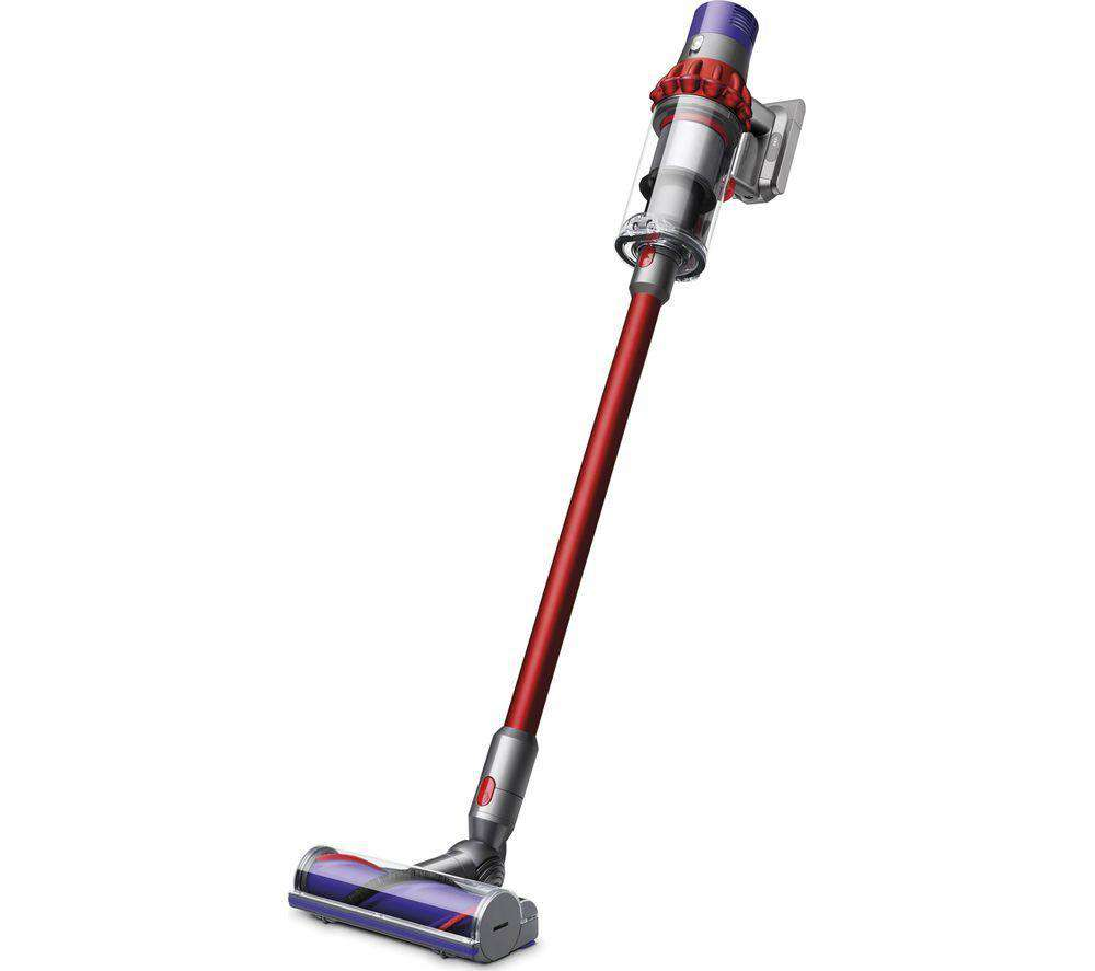 DYSON Cyclone V10 Total Clean Cordless Vacuum Cleaner - Iron - Lintronics Group LTD