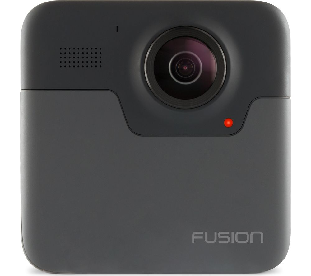 GOPRO Fusion 360 Camera - Black - Lintronics Group LTD