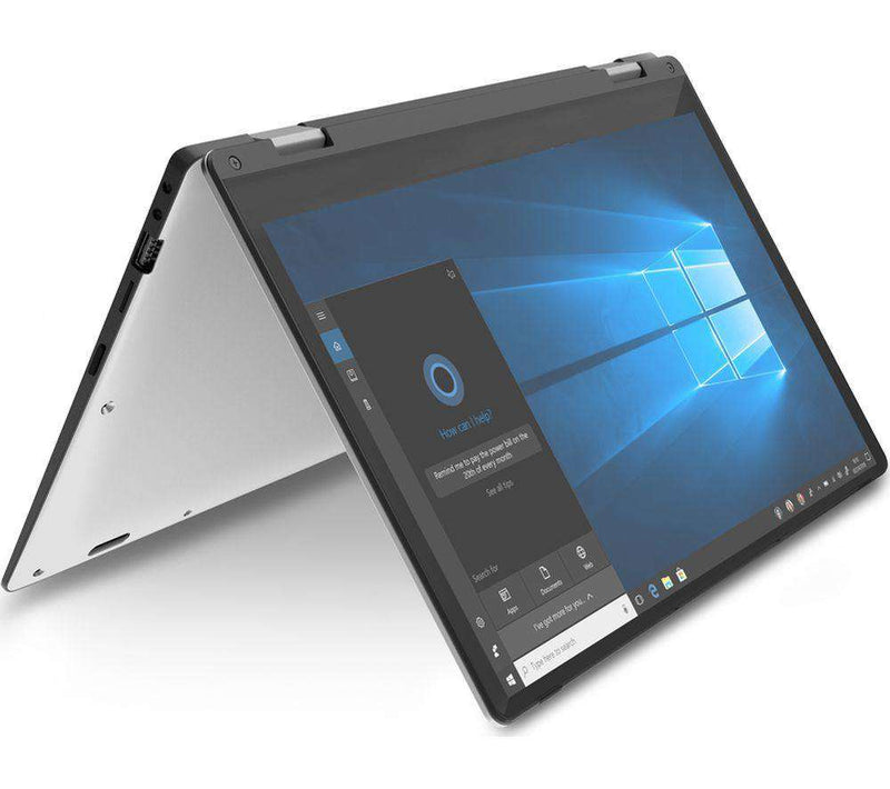 "GEO Flex 11.6"" Intel® Celeron® 2 in 1 - 32 GB eMMC, Silver - Lintronics Group LTD"