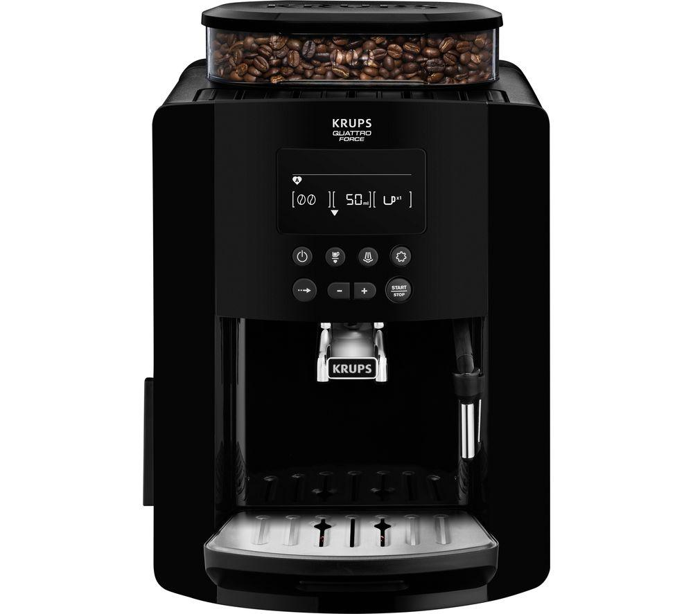 KRUPS Arabica Digital EA817840 Bean to Cup Coffee Machine - Lintronics Group LTD