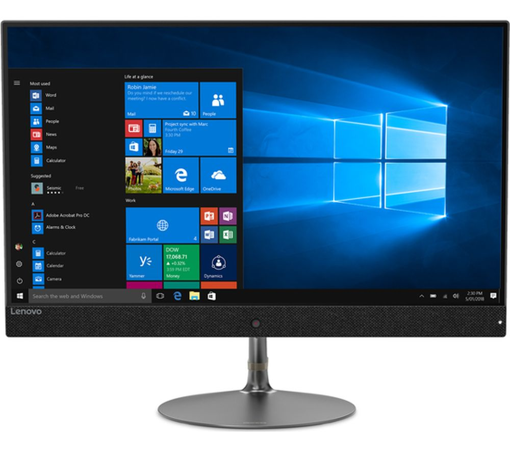 "LENOVO 730S-24IKB 23.8"" Intel® Core™ i5 All-in-One PC - Lintronics Group LTD"