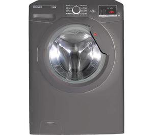 HOOVER DHL 14102D3R Smart 10 kg 1400 Spin Washing Machine - Graphite - Lintronics Group LTD