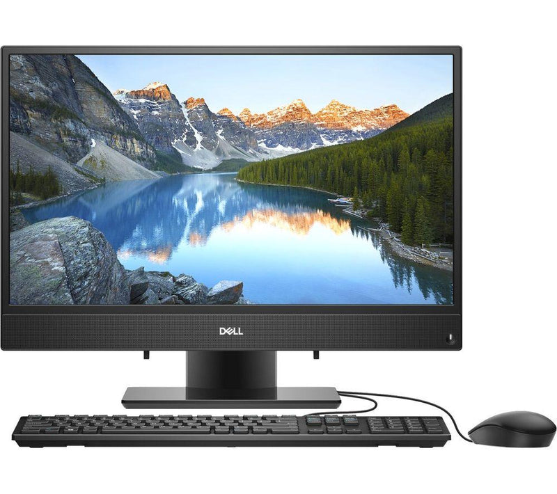 "DELL Inspiron 22 3000 21.5"" AMD A9 All-In-One PC - Lintronics Group LTD"