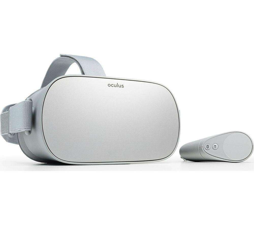 OCULUS Go - 64 GB - Lintronics Group LTD