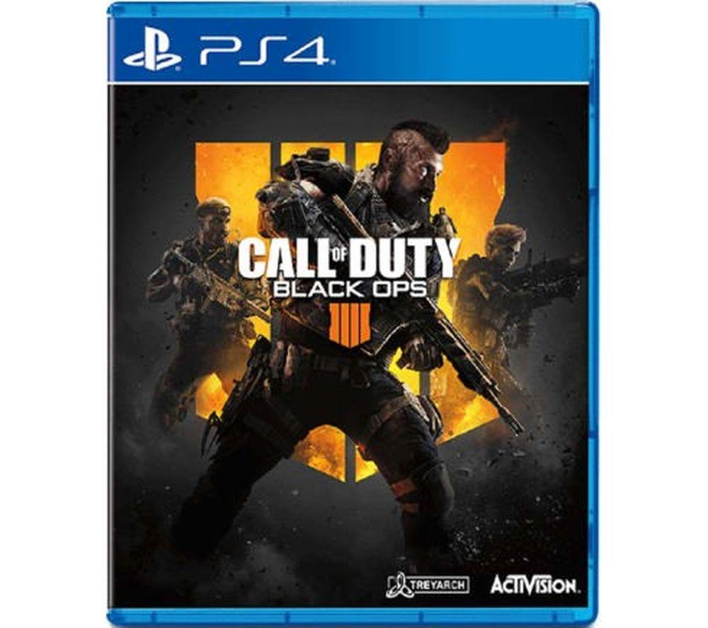 PS4 Call of Duty: Black Ops 4 - Lintronics Group LTD
