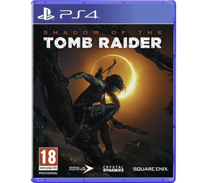 PS4 Shadow of the Tomb Raider - Lintronics Group LTD