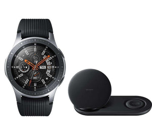 SAMSUNG Galaxy Watch - Silver, 46 mm - Lintronics Group LTD