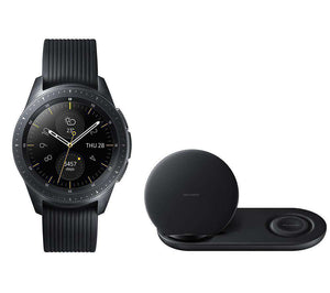 SAMSUNG Galaxy Watch - Midnight Black, 42 mm - Lintronics Group LTD