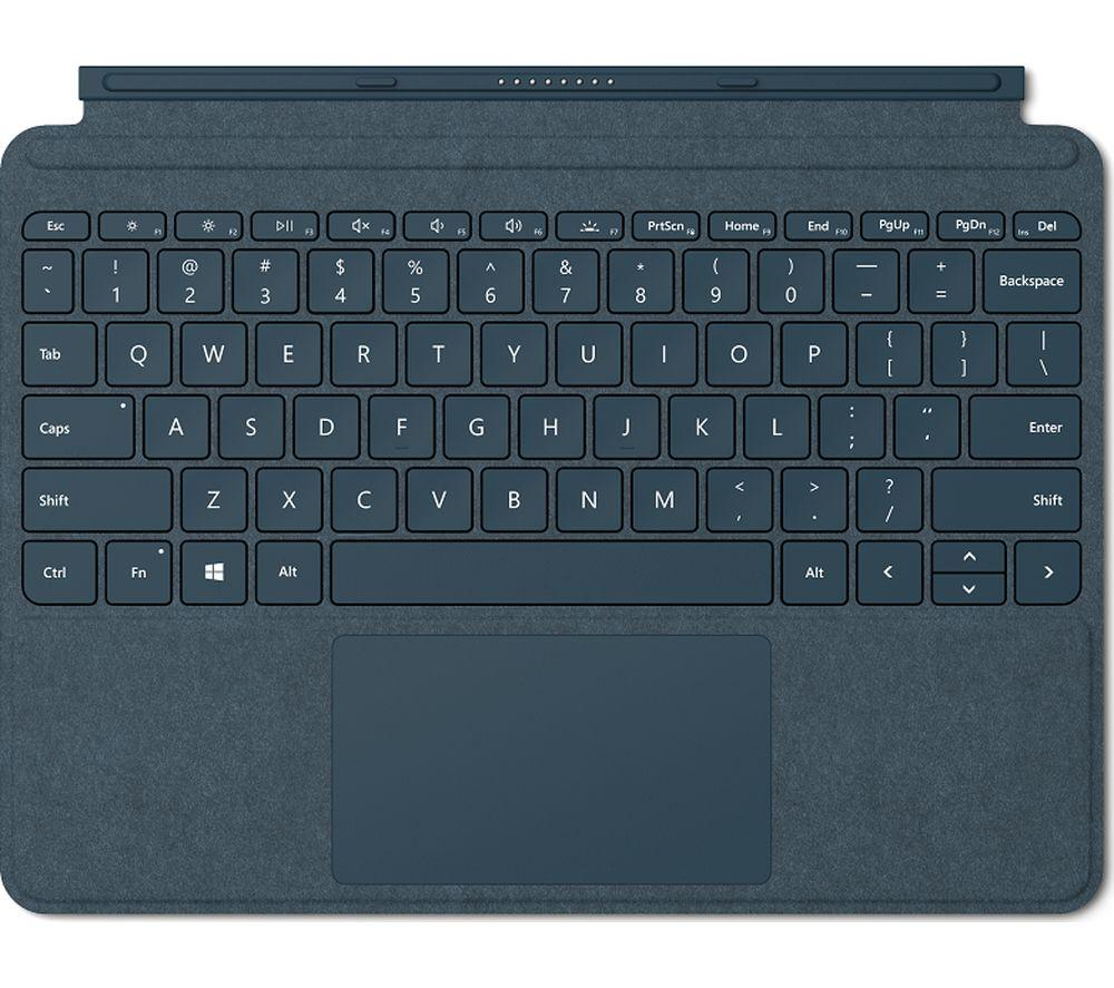 MICROSOFT Surface Go Signature Typecover - Black - Lintronics Group LTD