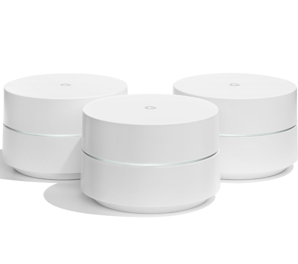 GOOGLE WiFi Whole Home System - Triple Pack - Lintronics Group LTD