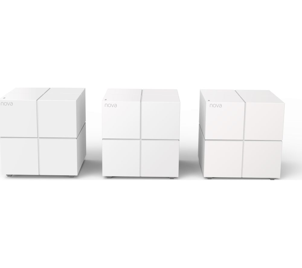 TENDA Nova MW6 Whole Home WiFi System - Triple Pack - Lintronics Group LTD