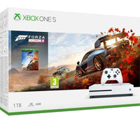 MICROSOFT Xbox One S with Forza Horizon 4 - Lintronics Group LTD