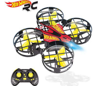 BLADEZ Hot Wheels DRX Hawk Racing Drone with Controller - Black, Red & Yellow - Lintronics Group LTD
