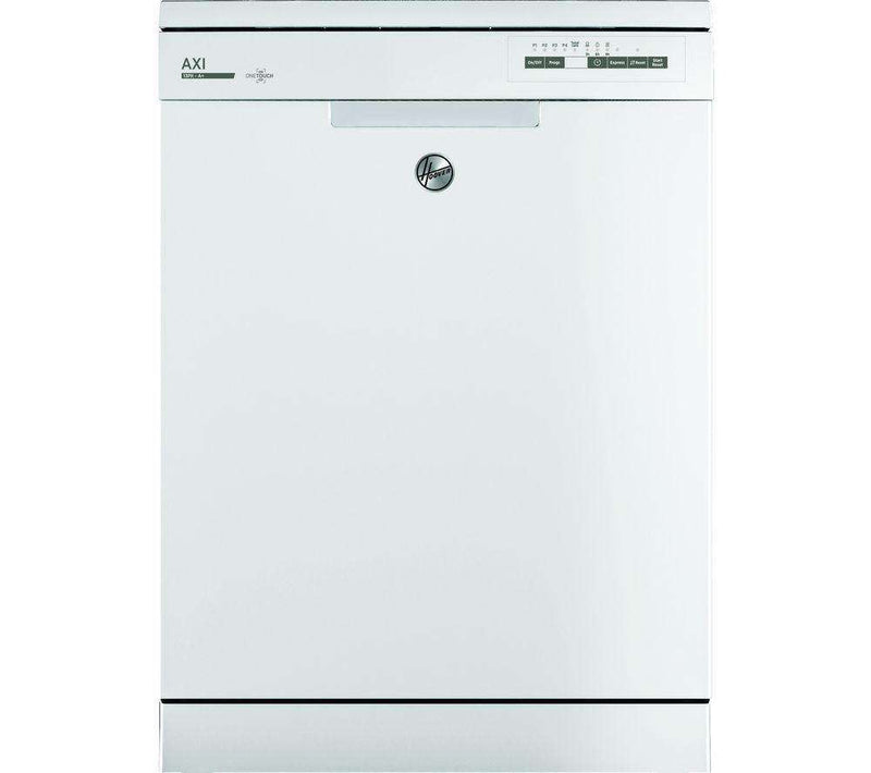 HOOVER HDPN1L390OW Full-size NFC Dishwasher - White - Lintronics Group LTD