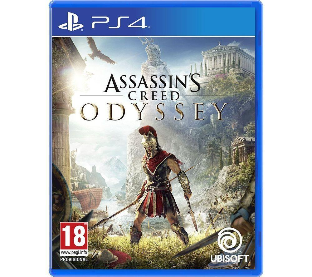 PS4 Assassin's Creed Odyssey - Lintronics Group LTD