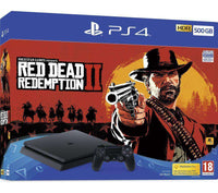 SONY PlayStation 4 Slim (500 GB) Red Dead Redemption 2 - Lintronics Group LTD
