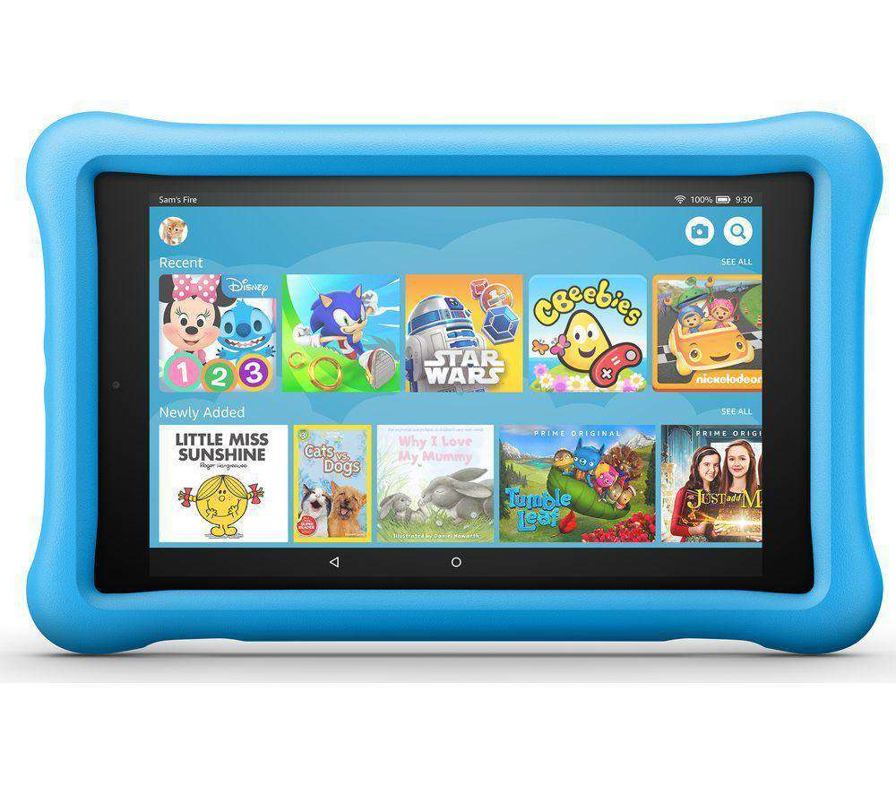 "AMAZON Fire HD 8"" Kids Edition Tablet - 32 GB, All Colours - Lintronics Group LTD"
