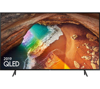 "SAMSUNG QE49Q60RATXXU 49"" Smart 4K Ultra HD HDR QLED TV with Bixby - Lintronics Group LTD"