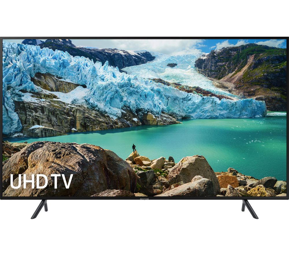 "SAMSUNG UE43RU7100KXXU 43"" Smart 4K Ultra HD HDR LED TV - Lintronics Group LTD"