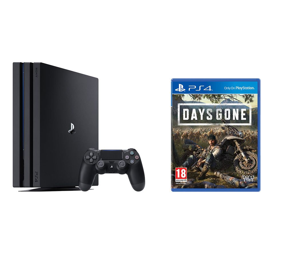 SONY PlayStation 4 Pro & Days Gone Bundle - 1 TB - Lintronics Group LTD