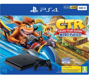 SONY PlayStation 4 with Crash Team Racing - 500 GB - Lintronics Group LTD