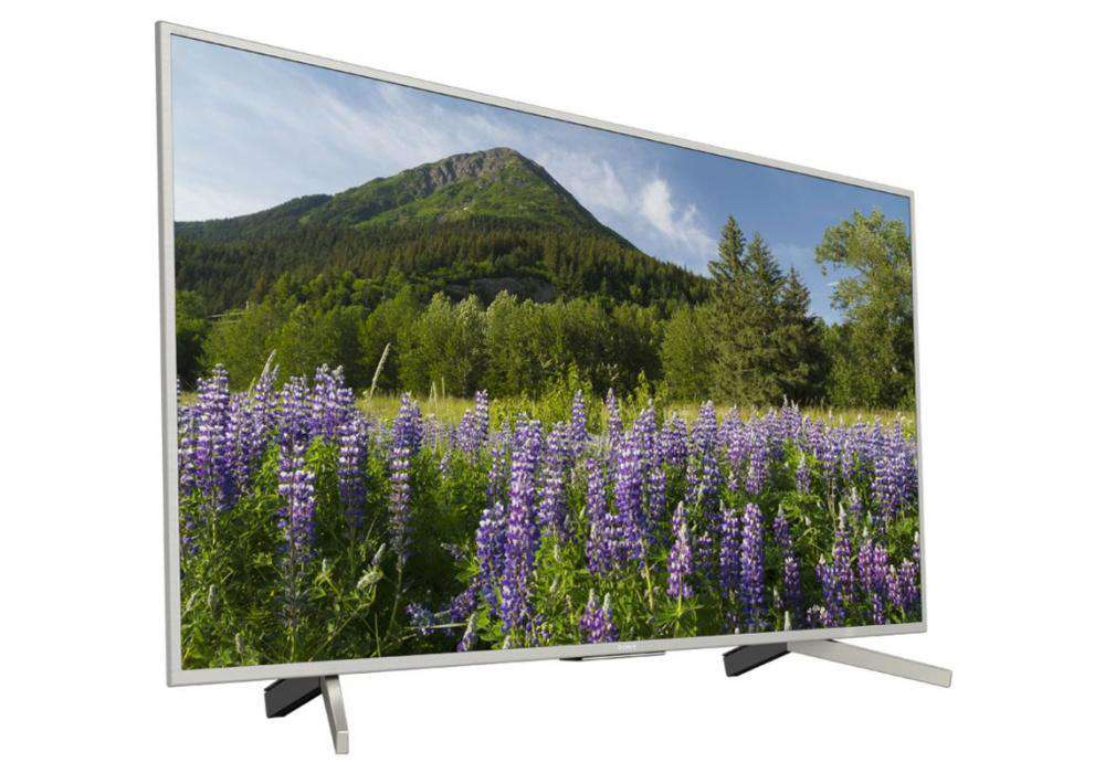 "Sony KD-49XF7073 Silver 49"" 4K HDR LED Television - Lintronics Group LTD"