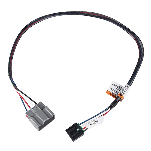 Tekonsha Brake Control Harness with 2 Plugs - 2018-2019 Ford Expedition / 3077