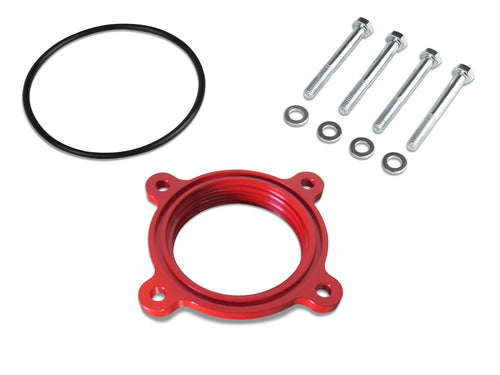 AIRAID Throttle Body Spacer - 2016+ Toyota Tacoma 3.5L V6 Gas / 510-654