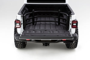 AMP Research Black BedXTender - 2020 Jeep Gladiator / 74833-01A