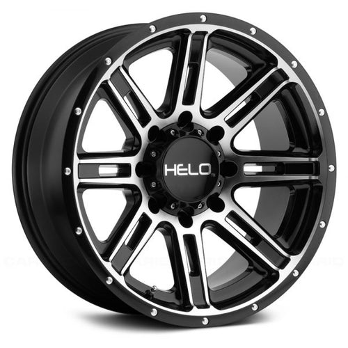 ARW HELO Custom Wheel 20X9 6-5.5 +18MM / HE90029068518