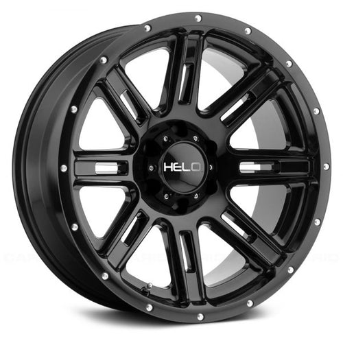ARW HELO Custom Wheel 20X9 8-170 +18MM / HE90029087318