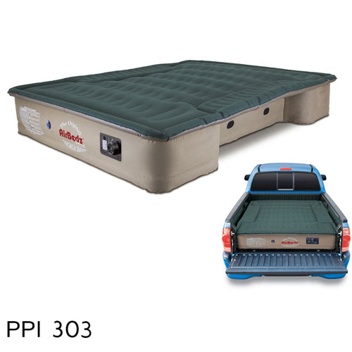 AirBedz® Pro3 Series Truck Bed Air Mattress – Midsize 6'-6.5' Short Bed with Built-in DC Air Pump / PPI-303