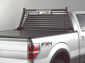 BACKRACK™ Louvered Rack Frame (Black) – 1999-2006 Silverado/Sierra, 2009-2020 Dodge Ram 1500, 2010-2020 2500/3500 / 12400