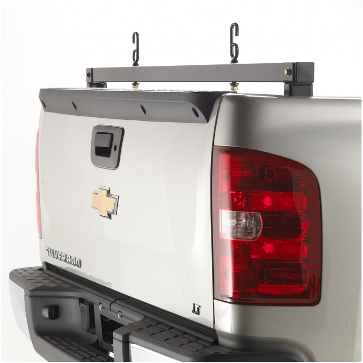 BACKRACK™ Steel Rear Bar (Black) – 2004-2014 Ford F150 / 11512
