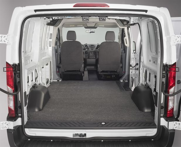 BedRug VanTred Mat - 2015+ Ford Transit Long Wheel Base / 148