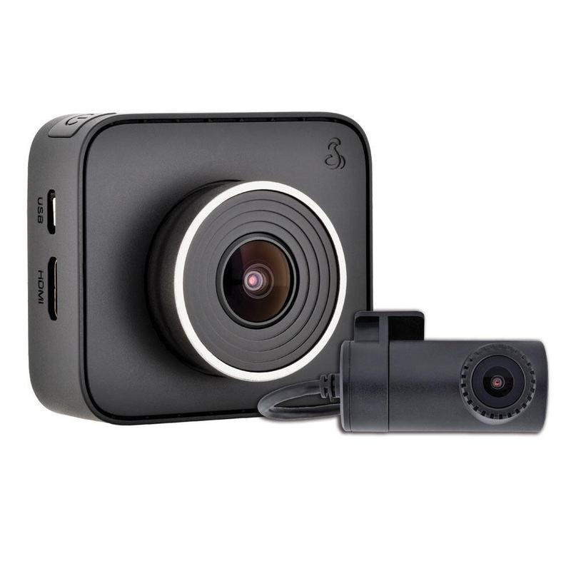 Cobra Drive Dual View Dash Cam with iRadar / 2316D