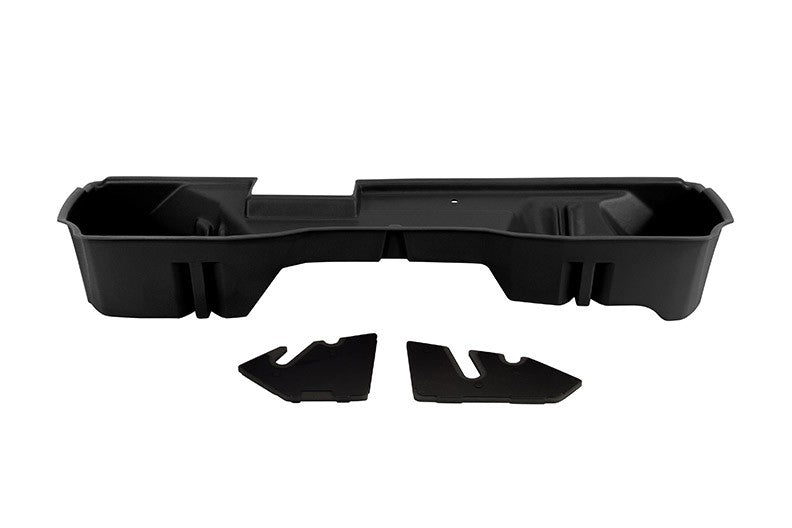 DU-HA® Under Seat Storage (Black) - 2014-2018 Silverado & Sierra Double Cab