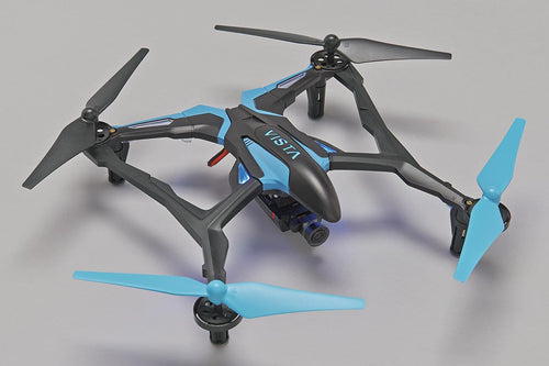 Dromida Vista FPV Quadcopter Drone - Integrated 720p Camera, Blue / DIDE04BB